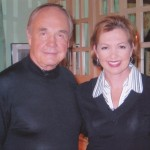 2004 Dick Enberg and jane