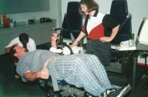 Ken Caminiti working out in 1997, rehabbing from shoulder surgery