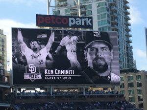 The Padres did a beautiful job capturing images that illustrate Cammy's dimensions and impact.